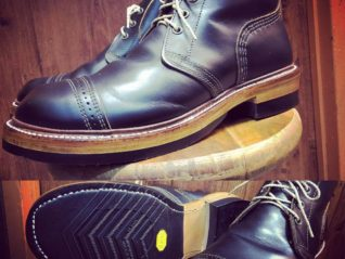 RED WING Nigel Cabournカスタム