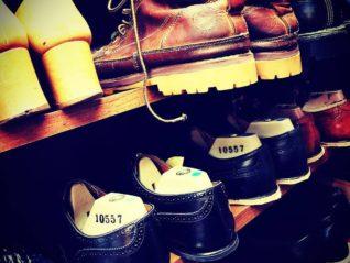 紳士靴のリフト交換やリソール、婦人靴のピンヒールもお待ちしております。
