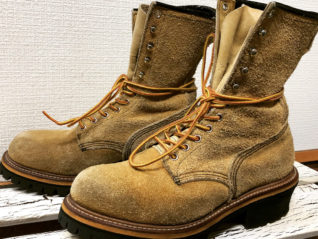 RED WING LOGGER PT91 Vibram109 リソール