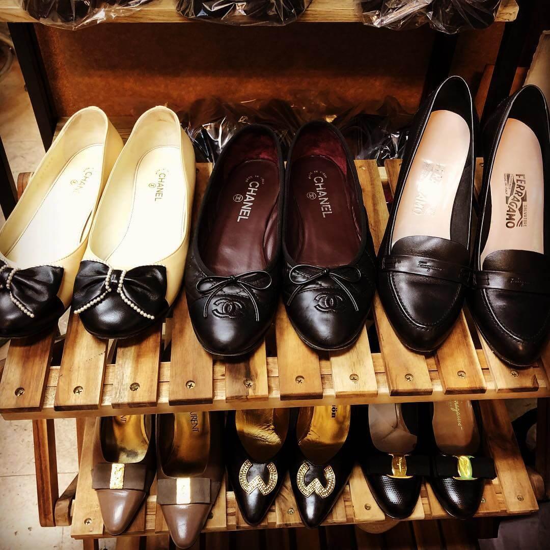 川崎から靴をお持ち頂きました