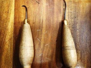 靴製作、修理に使う道具