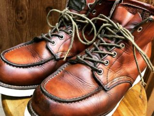 RED WING Irish Setter Vibram4014リソール